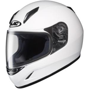 hjc dot approved helmet full face