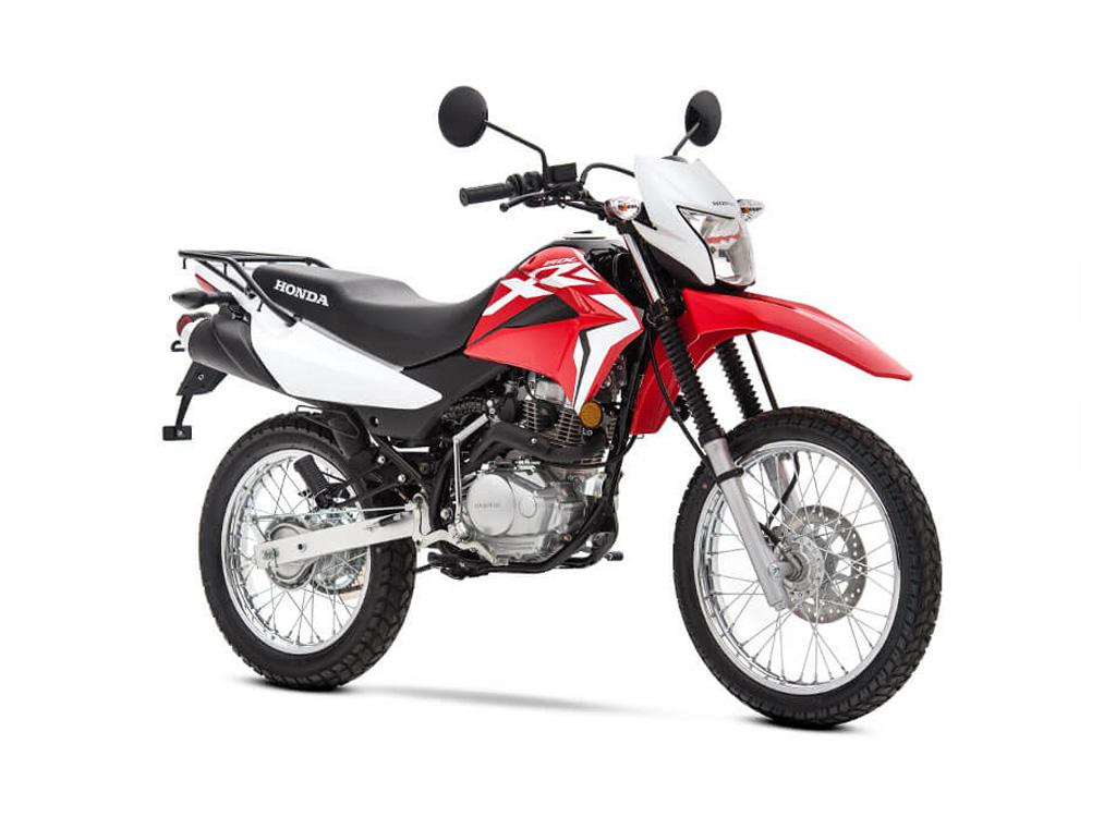 Honda xr150 2017
