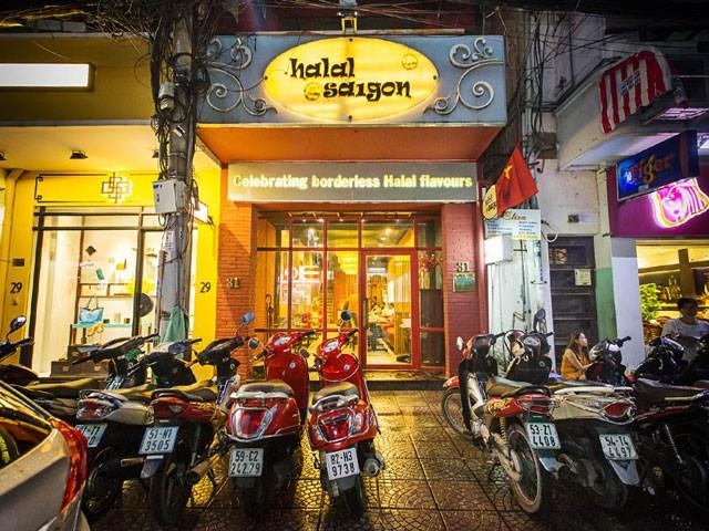 Halal Saigon Restaurant