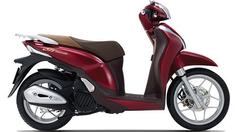 SH Mode - luxury scooters for women.