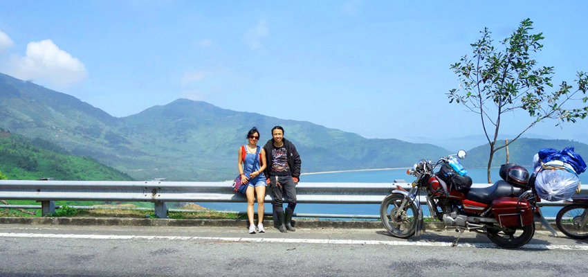 taking photos when travelling to Hoi An