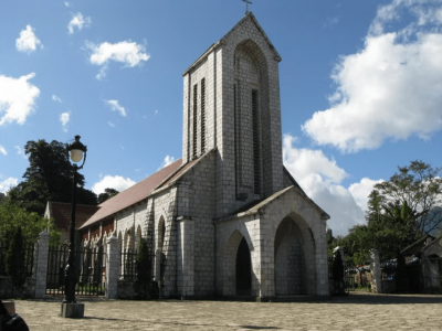 Sapa Stone Church