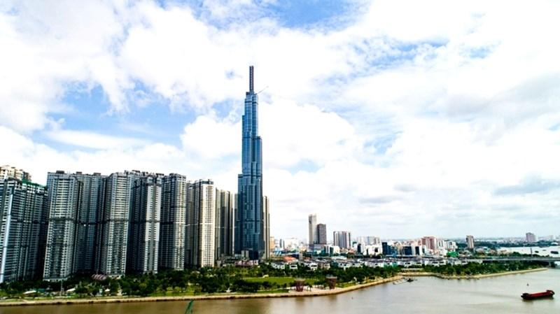 Landmark 81 building