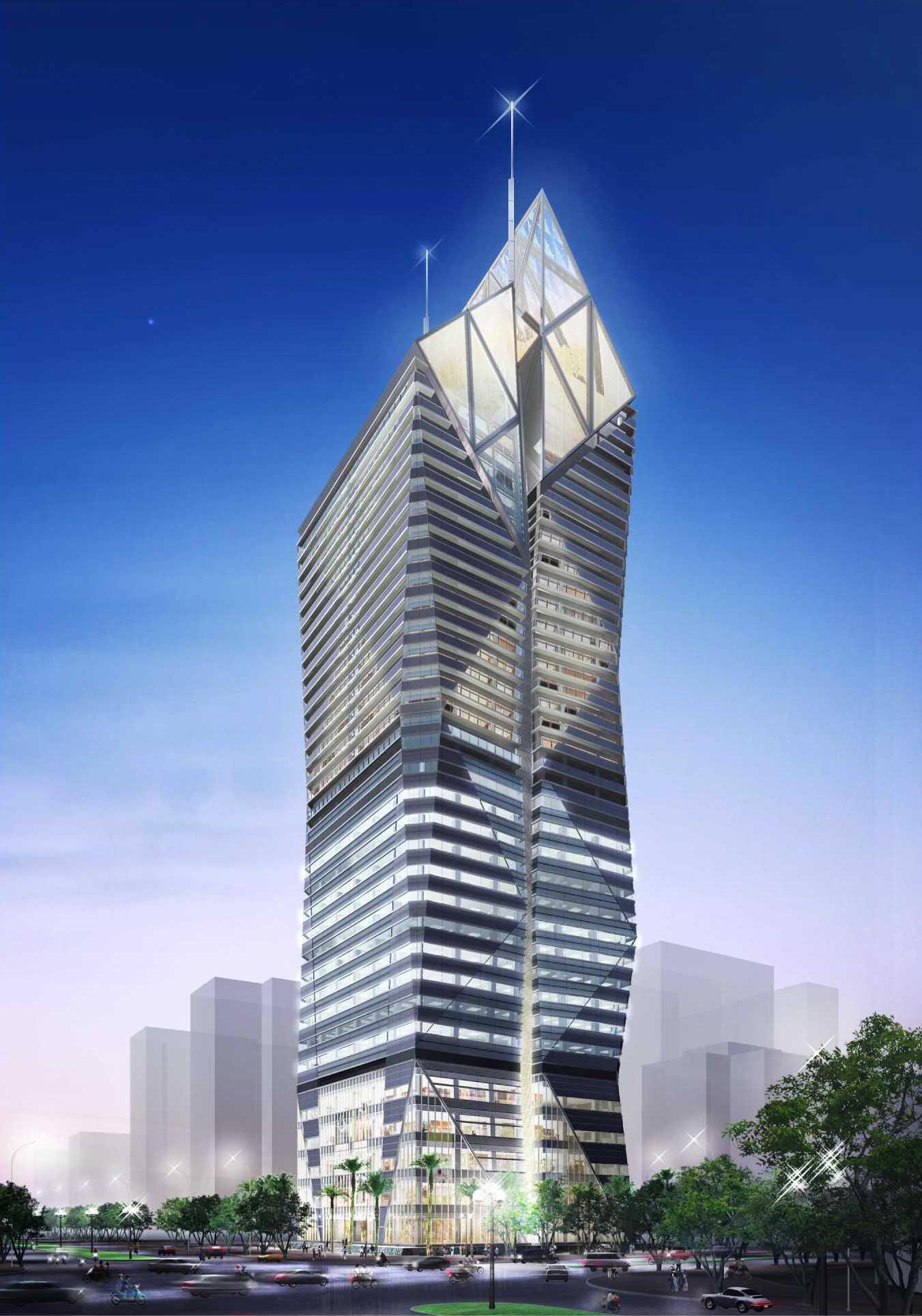 Diamond Flower Tower