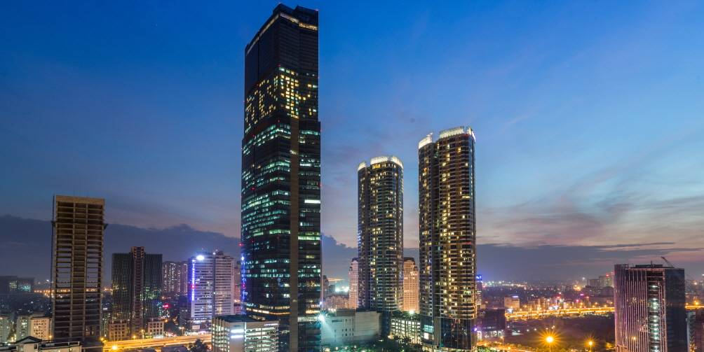 tallest building in vietnam