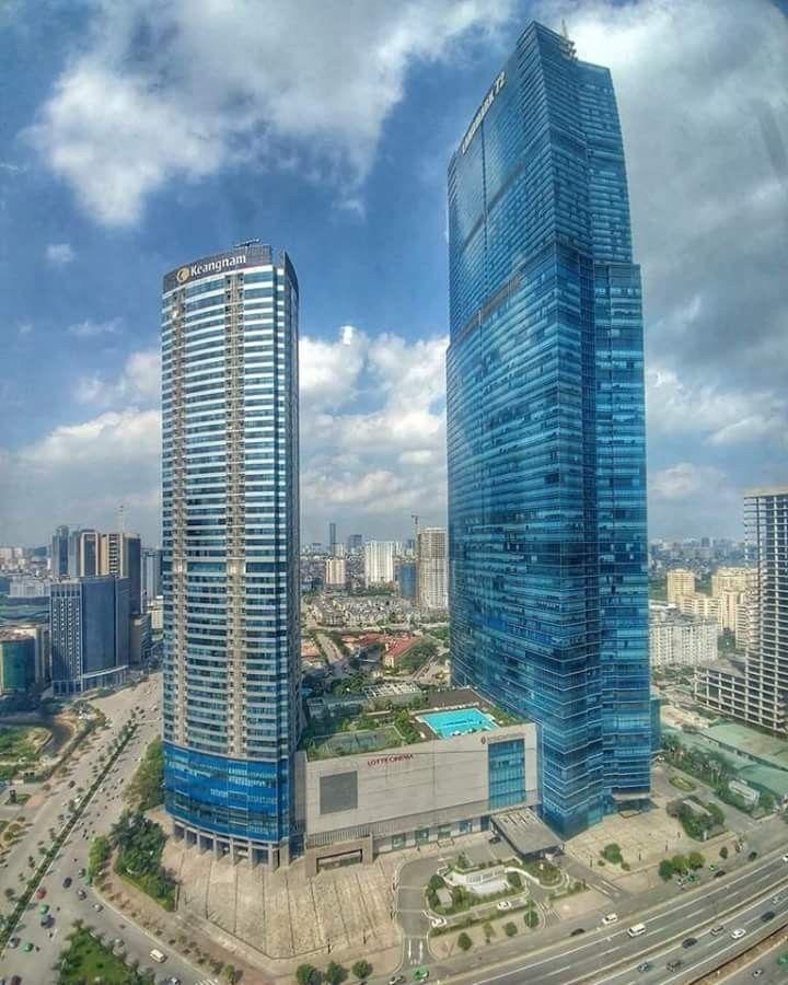 Keangnam Hanoi Residential Tower 1, 2