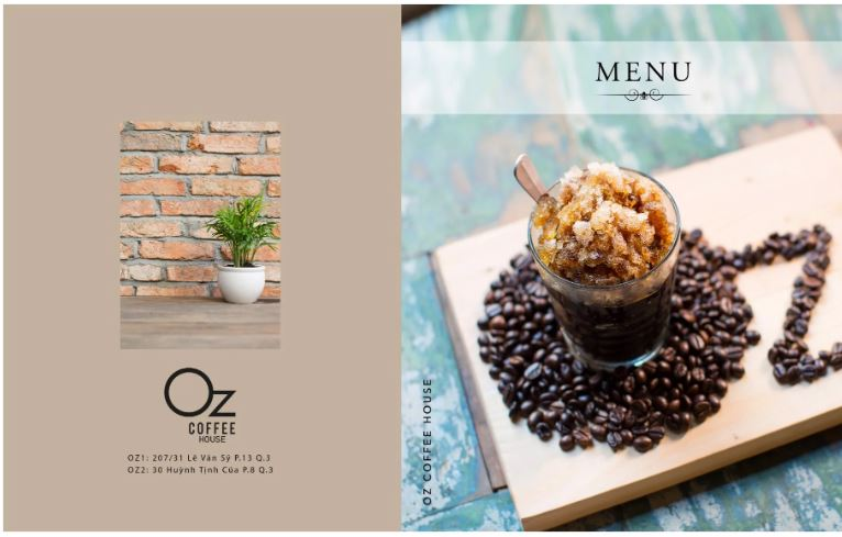 Oz Coffee House