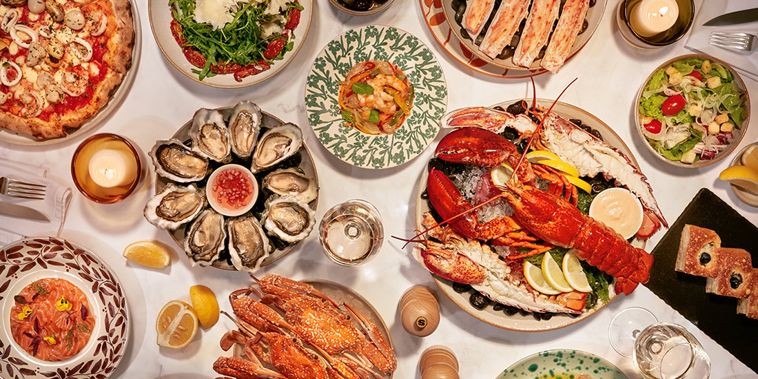 seafood buffet ho chi minh