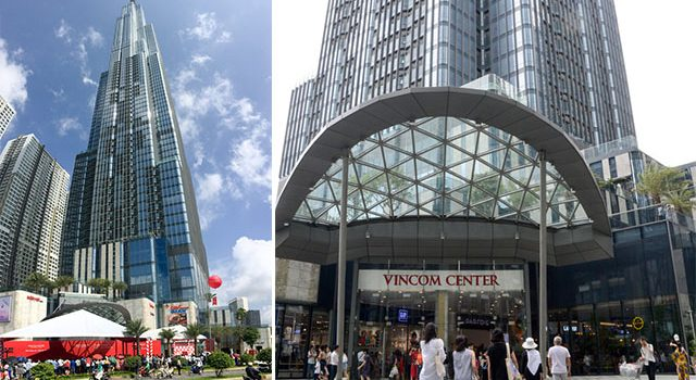 vincom center landmark 81 - binh thanh district