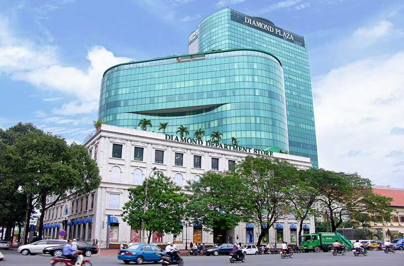Diamond Plaza Shopping Center