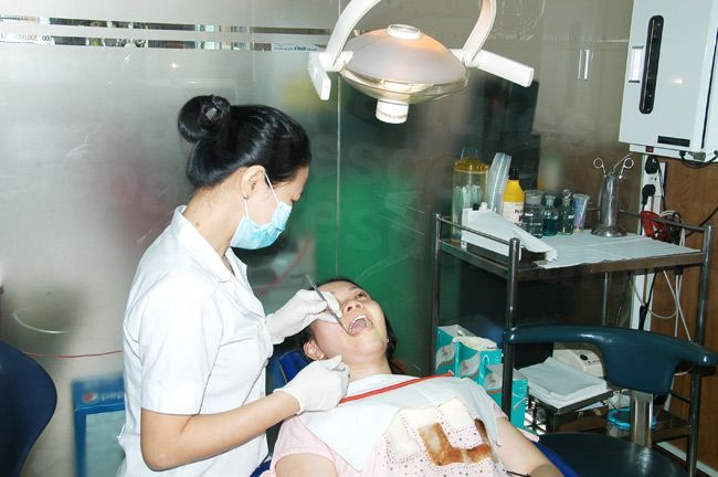 The Ky Dental clinic