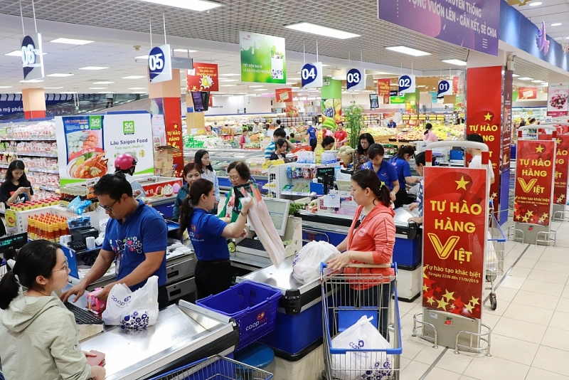 Co.opmart in Ho Chi Minh city