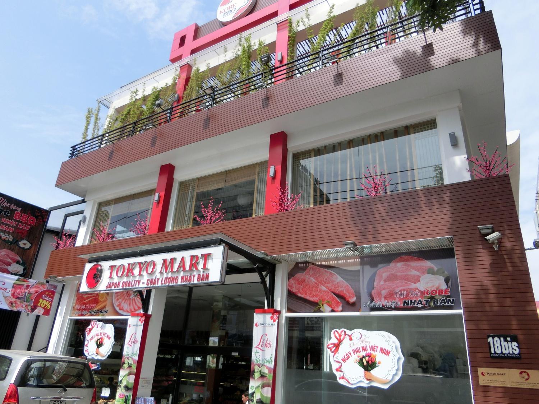 Tokyo Mart in ho chi minh city