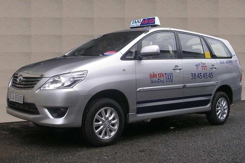 Dam Sen Taxi