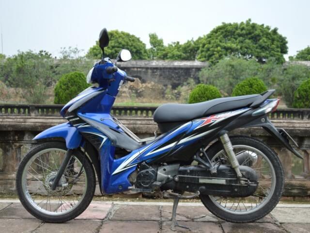 Advantages of using motorbikes