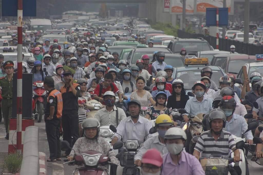 disadvantages of using motorbikes