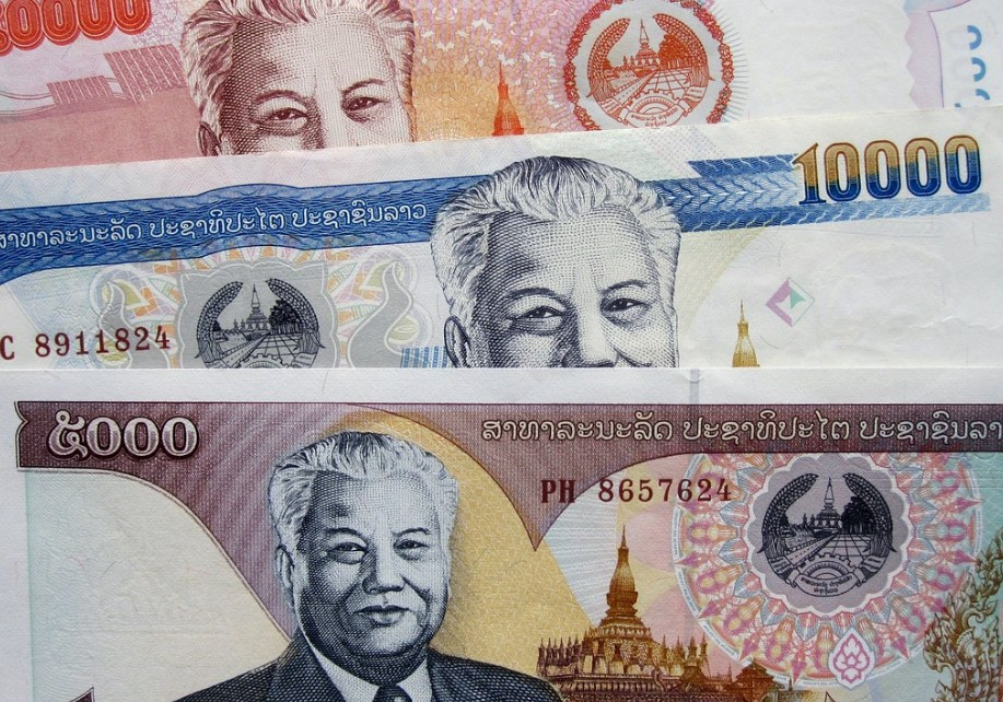 Laos' currency