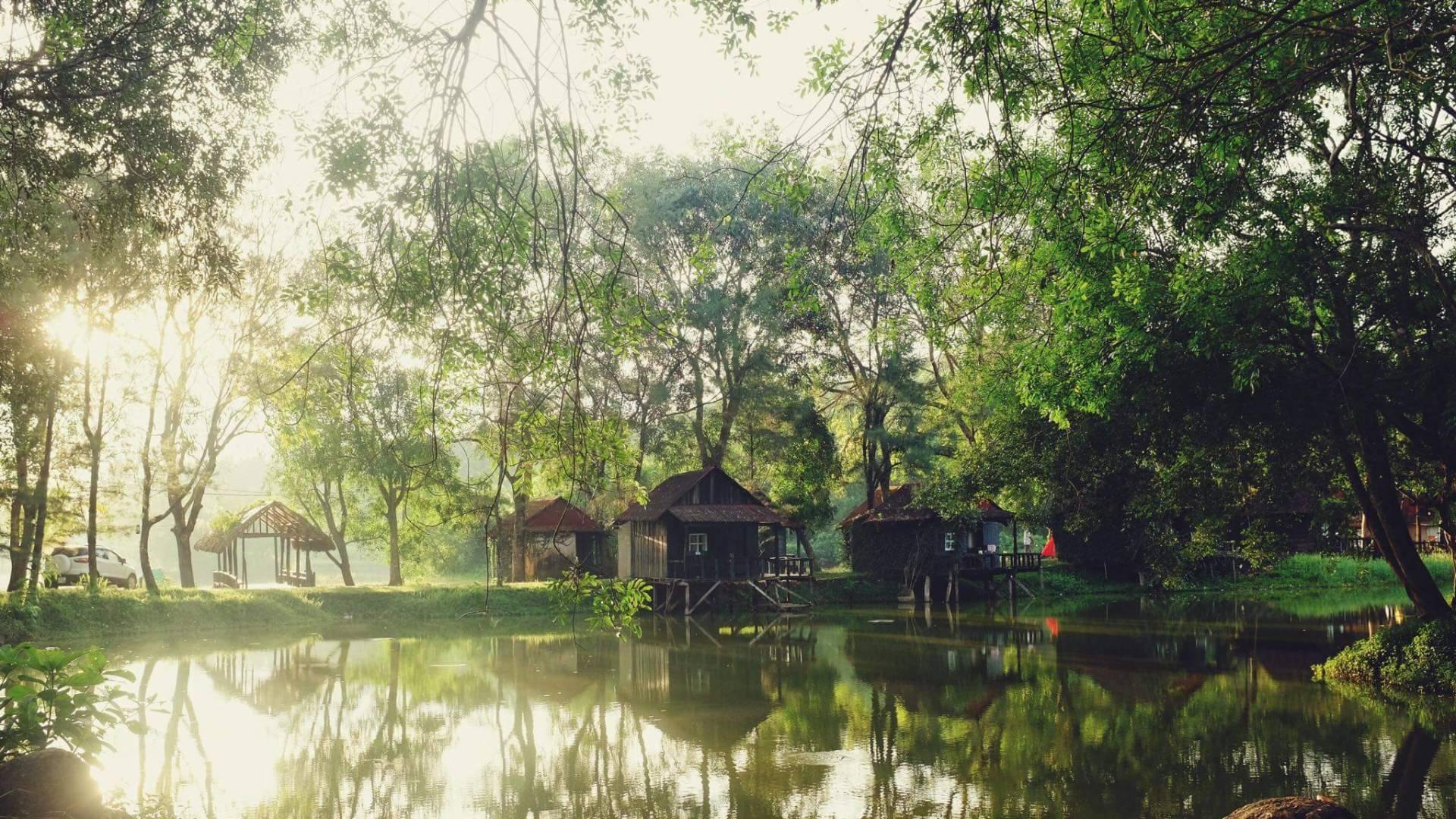 Cao Minh tourist area