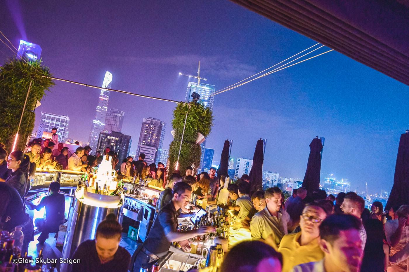 Saigon Rooftop Bar